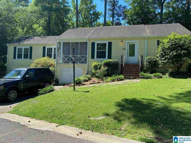 1703 Shades Park Drive, Homewood, AL 35209 (MLS #1284615) :: The Fred Smith Group   RealtySouth