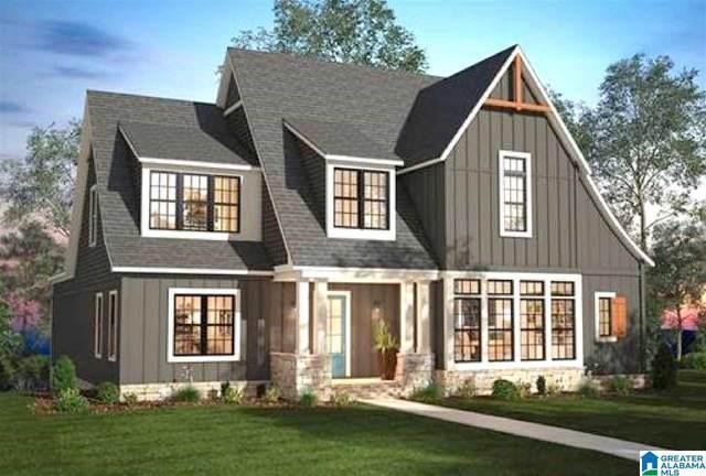 1433 Blackridge Road, Hoover, AL 35244 (MLS #1284620) :: Howard Whatley