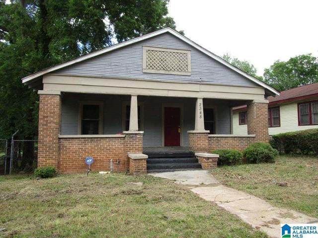 2348 22ND STREET W, Birmingham, AL 35208 (MLS #1284649) :: Bentley Drozdowicz Group