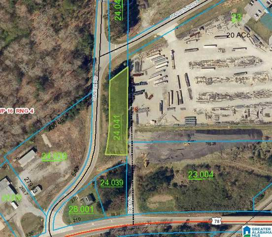 Vanick Road #0, Riverside, AL 35135 (MLS #1284659) :: JWRE Powered by JPAR Coast & County