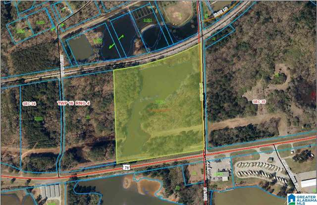 Highway 78 #0, Riverside, AL 35135 (MLS #1284661) :: JWRE Powered by JPAR Coast & County