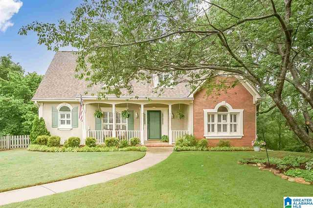 5040 Knoll View Circle, Hoover, AL 35244 (MLS #1284665) :: The Fred Smith Group | RealtySouth