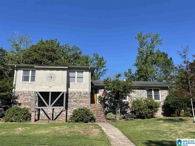324 Albemarle Drive, Hoover, AL 35226 (MLS #1284667) :: The Fred Smith Group | RealtySouth