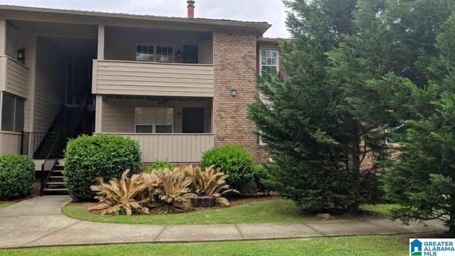 1110 Chapel Creek Drive #1110, Hoover, AL 35226 (MLS #1284673) :: Bentley Drozdowicz Group