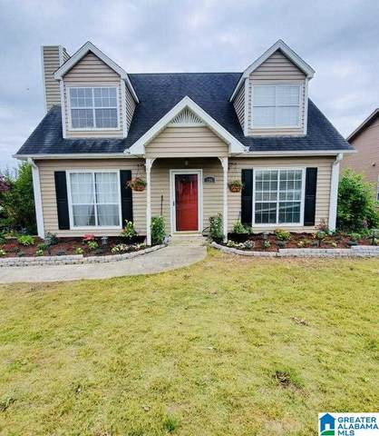 180 Park Place Lane, Alabaster, AL 35007 (MLS #1284676) :: Josh Vernon Group