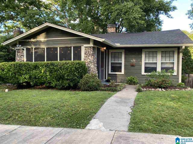 569 60TH STREET S, Birmingham, AL 35212 (MLS #1284699) :: Gusty Gulas Group