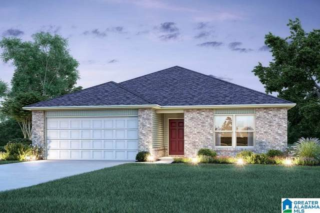 135 Rockwell Circle, Odenville, AL 35120 (MLS #1284705) :: Bentley Drozdowicz Group