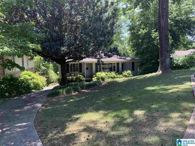 105 Stratford Road, Homewood, AL 35209 (MLS #1284733) :: The Fred Smith Group | RealtySouth