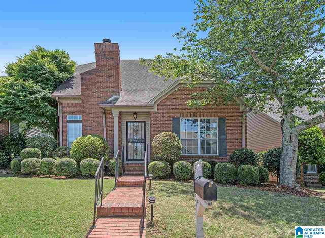 3145 Canterbury Place, Vestavia Hills, AL 35243 (MLS #1284766) :: The Fred Smith Group | RealtySouth