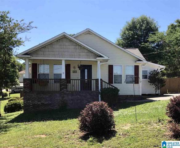 805 Moonlite Drive, Odenville, AL 35120 (MLS #1284789) :: LIST Birmingham