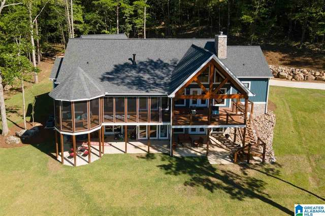 1438 Mohawk Cliff Road, Ohatchee, AL 36271 (MLS #1284805) :: Howard Whatley