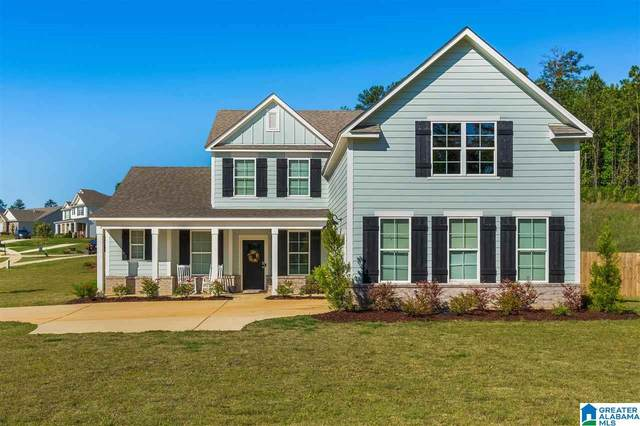 6464 Winslow Parc Lane, Trussville, AL 35173 (MLS #1284813) :: Howard Whatley