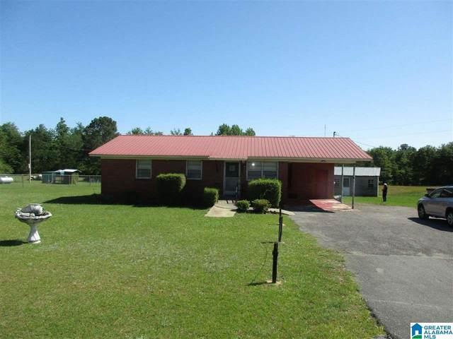 989 County Road 356, Clanton, AL 35045 (MLS #1284821) :: Howard Whatley