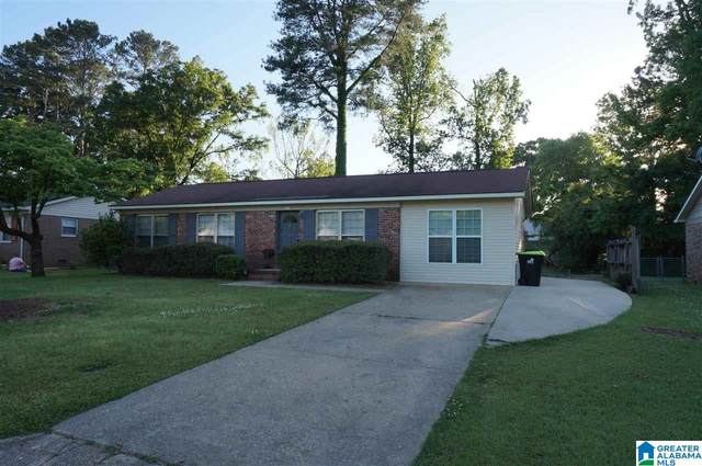 911 Clement Drive, Sylacauga, AL 35151 (MLS #1284824) :: LocAL Realty