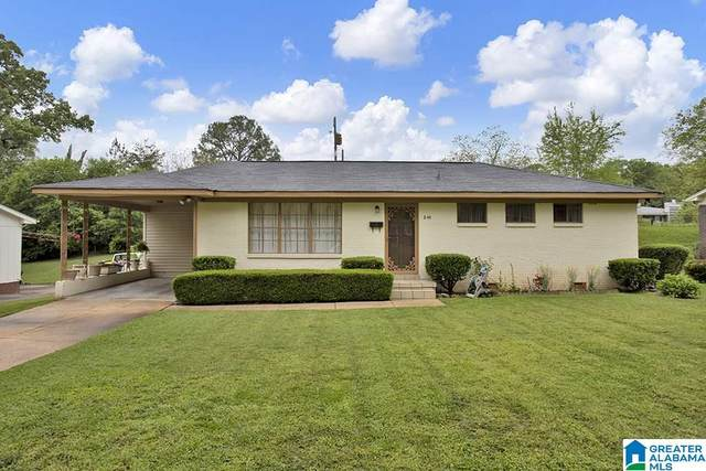 844 Westfield Drive, Fairfield, AL 35064 (MLS #1284877) :: Bentley Drozdowicz Group