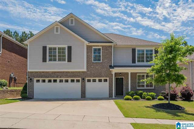 1229 Hunters Gate Drive, Hoover, AL 35242 (MLS #1284960) :: Bentley Drozdowicz Group