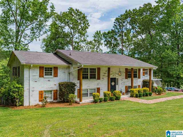 364 Greenmist Road, Sylacauga, AL 35150 (MLS #1284968) :: Bentley Drozdowicz Group