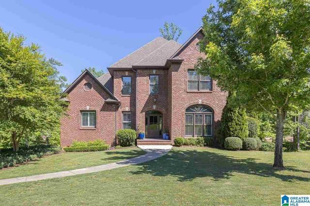 108 Creekside Circle, Wilsonville, AL 35186 (MLS #1284972) :: Bentley Drozdowicz Group