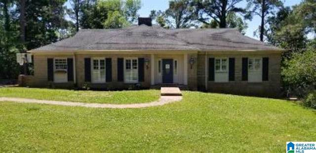 1603 Springhill Road, Sylacauga, AL 35150 (MLS #1284994) :: Bentley Drozdowicz Group