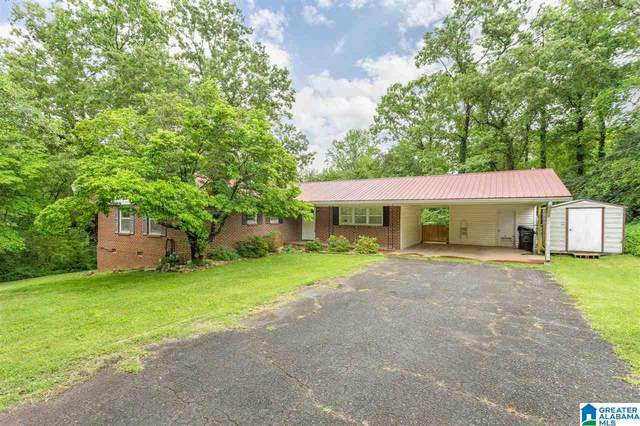158 Forest Hills Circle, Talladega, AL 35160 (MLS #1285001) :: Bentley Drozdowicz Group