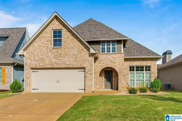 360 Sterling Place, Odenville, AL 35173 (MLS #1285023) :: Bentley Drozdowicz Group