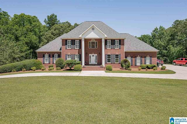 270 Country Hills Road, Montevallo, AL 35115 (MLS #1285027) :: Sargent McDonald Team