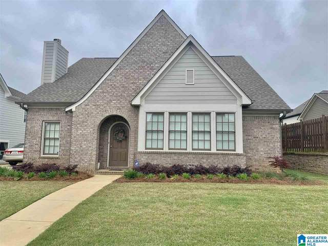 419 Sherwood Circle, Calera, AL 35040 (MLS #1285096) :: Bentley Drozdowicz Group