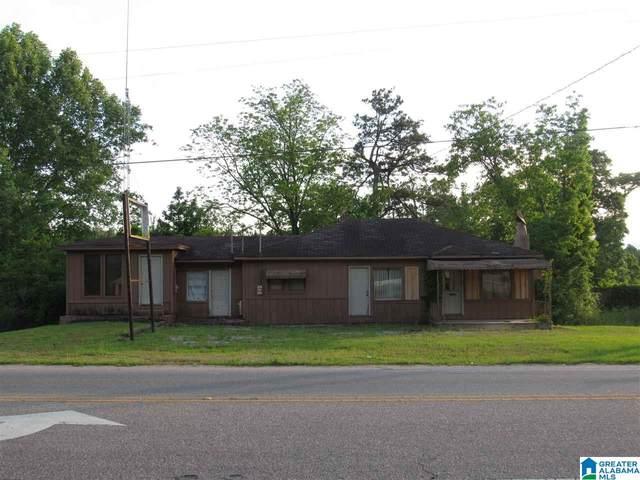 1911 7TH STREET, Clanton, AL 35045 (MLS #1285121) :: Bentley Drozdowicz Group