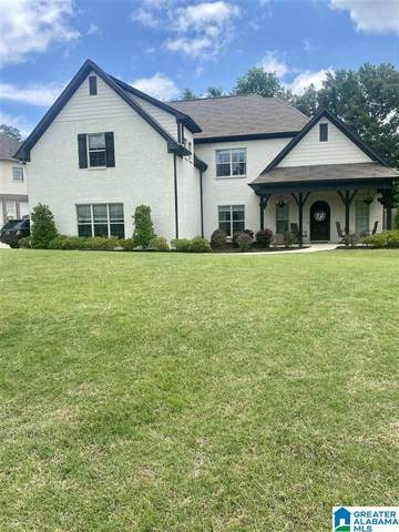 100 Grande Club Drive, Maylene, AL 35114 (MLS #1285179) :: Josh Vernon Group