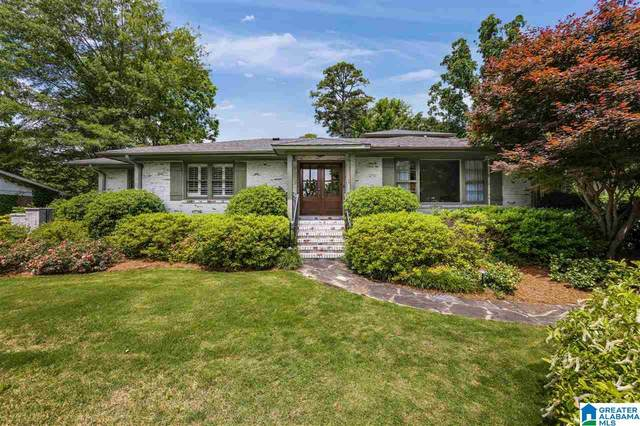 1832 Laurel Road, Vestavia Hills, AL 35216 (MLS #1285195) :: LIST Birmingham