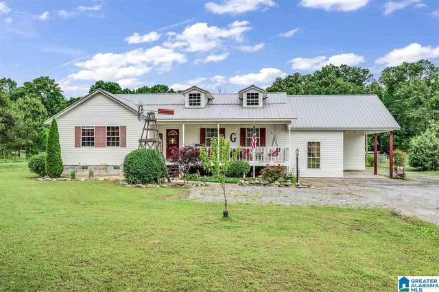 1760 Fowler Springs Road, Blountsville, AL 35031 (MLS #1285243) :: LocAL Realty