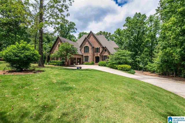 3131 Indian Crest Drive, Indian Springs Village, AL 35124 (MLS #1285251) :: LIST Birmingham