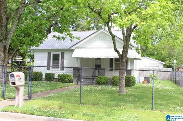 38 W Wilkinson Avenue, Gadsden, AL 35904 (MLS #1285275) :: The Fred Smith Group | RealtySouth
