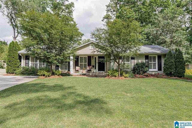 3817 Buckingham Lane, Mountain Brook, AL 35243 (MLS #1285333) :: Josh Vernon Group