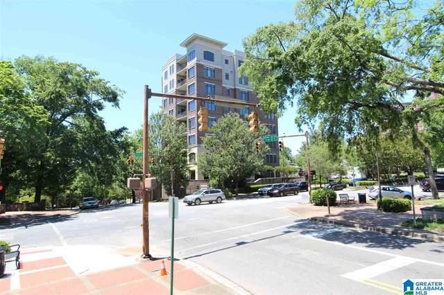 2600 Highland Avenue #804, Birmingham, AL 35205 (MLS #1285344) :: LIST Birmingham