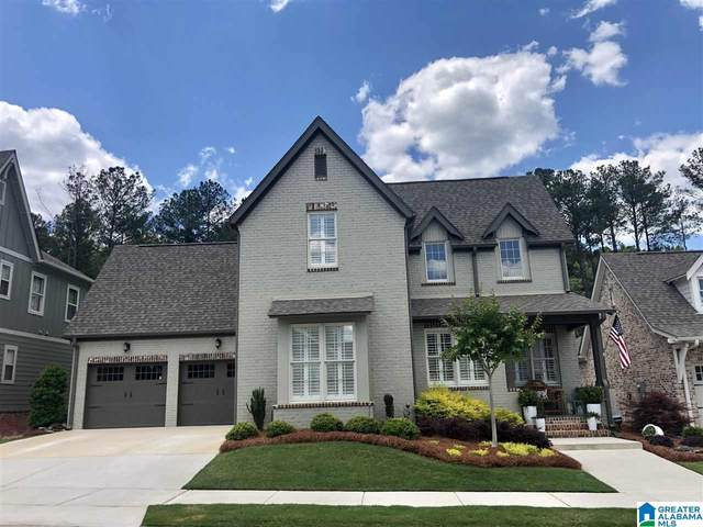 2297 Black Creek Crossing, Hoover, AL 35244 (MLS #1285478) :: Gusty Gulas Group