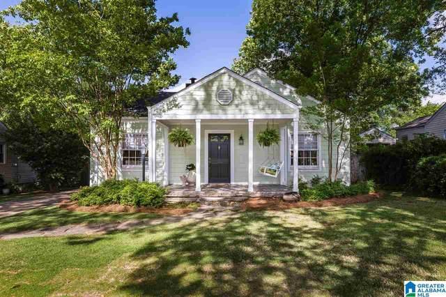 806 Acton Avenue, Homewood, AL 35209 (MLS #1286168) :: Lux Home Group