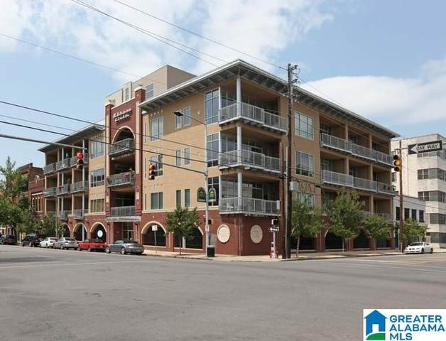 2222 2ND AVENUE N #411, Birmingham, AL 35203 (MLS #1286264) :: The Fred Smith Group | RealtySouth