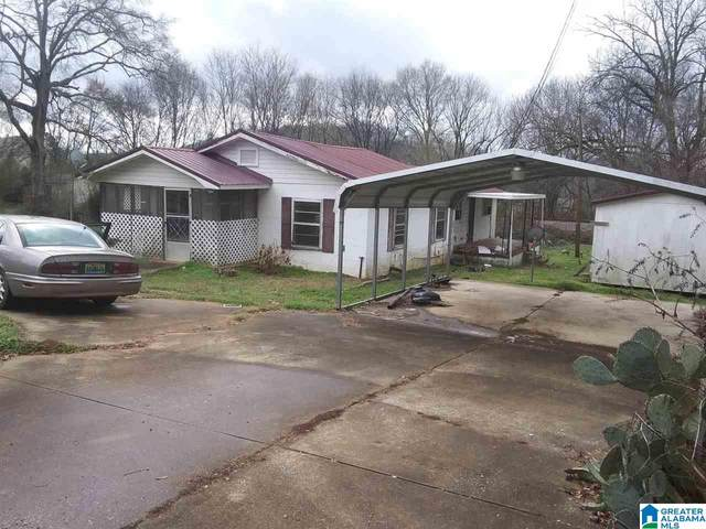 1739 Iron City Road, Anniston, AL 36207 (MLS #1286337) :: The Natasha OKonski Team