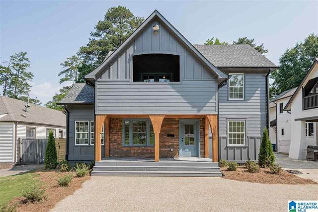 1506 Primrose Place, Homewood, AL 35209 (MLS #1286564) :: Lux Home Group