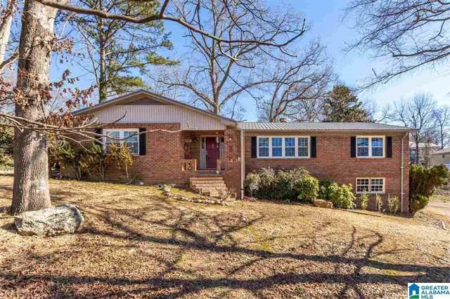 4125 Wellborn Avenue, Anniston, AL 36206 (MLS #1286610) :: Lux Home Group