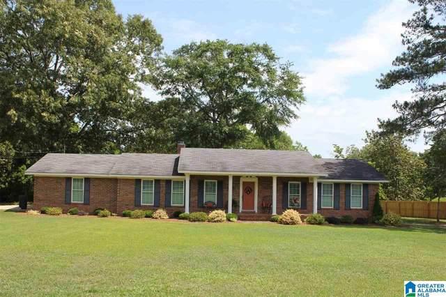 2209 County Road 28, Clanton, AL 35046 (MLS #1286717) :: Lux Home Group