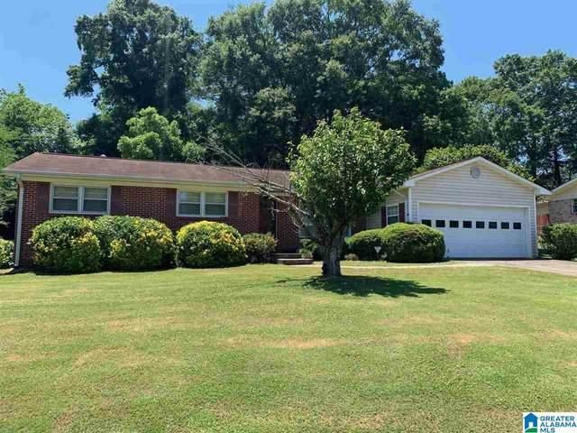 320 Chickasaw Drive, Anniston, AL 36206 (MLS #1286753) :: Gusty Gulas Group