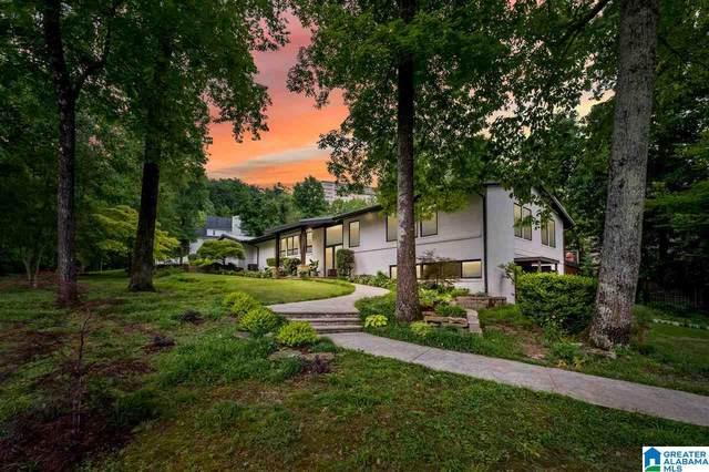 2621 Cherokee Road, Mountain Brook, AL 35216 (MLS #1286993) :: EXIT Magic City Realty