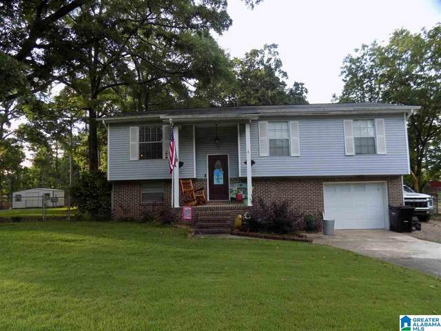 1235 Mcpherson Road, Mount Olive, AL 35117 (MLS #1287015) :: Lux Home Group