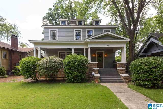 806 39TH STREET S, Birmingham, AL 35222 (MLS #1287033) :: Lux Home Group