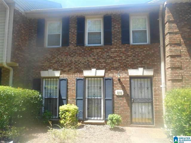 816 Springville Drive, Birmingham, AL 35215 (MLS #1287066) :: EXIT Magic City Realty