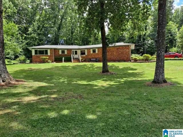 509 Windsor Terrace, Anniston, AL 36207 (MLS #1287104) :: The Natasha OKonski Team