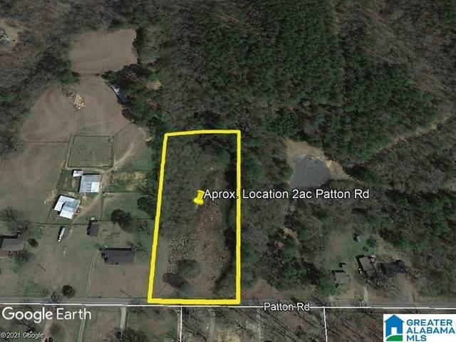 1180 Patton Road 2 Acres, Bessemer, AL 35023 (MLS #1287339) :: EXIT Magic City Realty