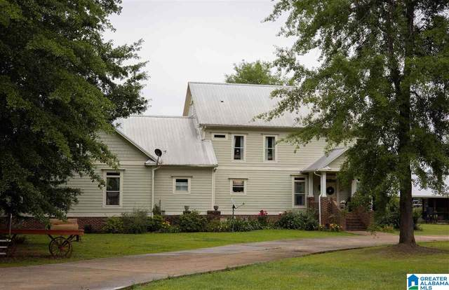 1091 Cedar Creek Road, Sylacauga, AL 35151 (MLS #1287427) :: LIST Birmingham